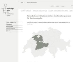Netzwerk Rassismus Schweiz