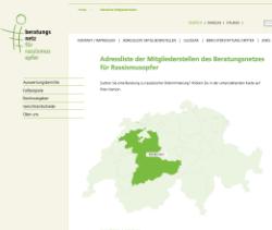 Netzwerk Rassismus Schweiz hover